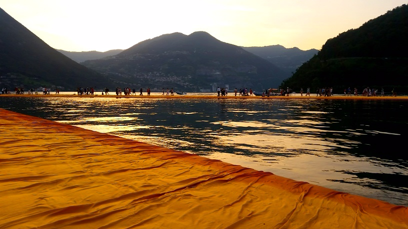 MyStylery Christo Floating Piers Lago D'Iseo (27)