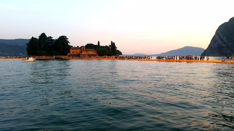 MyStylery Christo Floating Piers Lago D'Iseo (28)