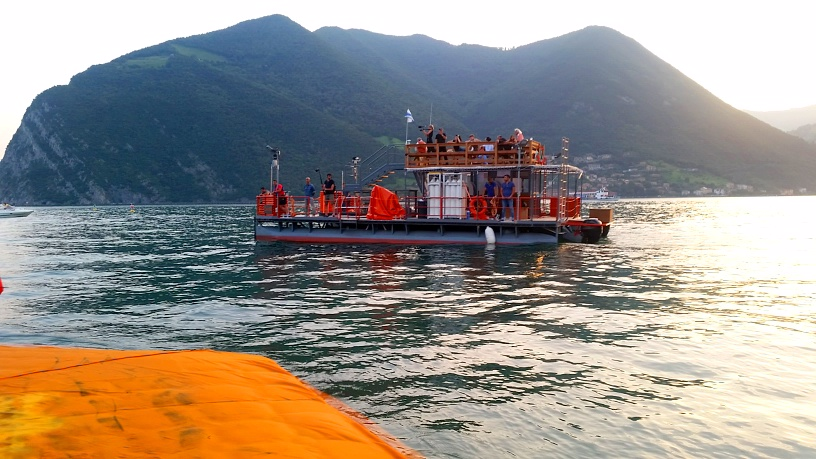 MyStylery Christo Floating Piers Lago D'Iseo (29)