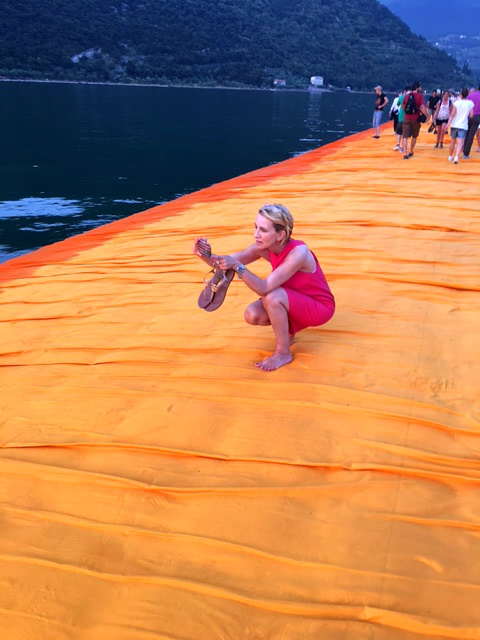 MyStylery Christo Floating Piers Lago D'Iseo (3)
