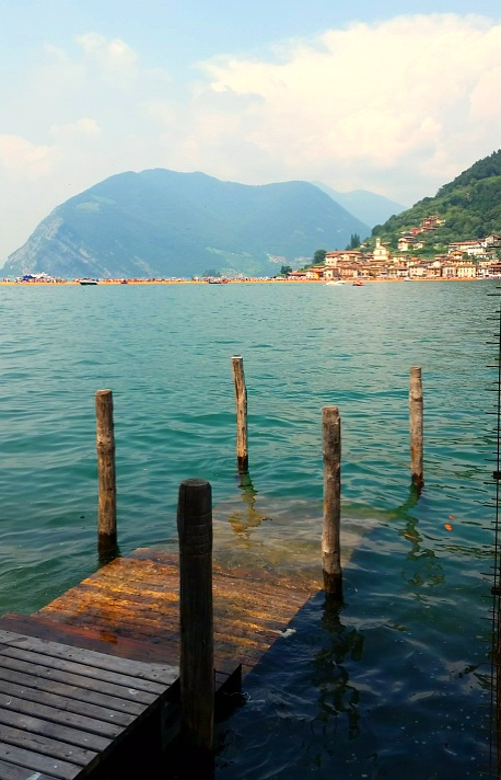MyStylery Christo Floating Piers Lago D'Iseo (6)