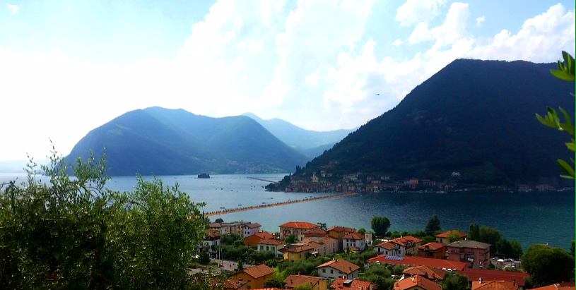 MyStylery Christo Floating Piers Lago D'Iseo (8)