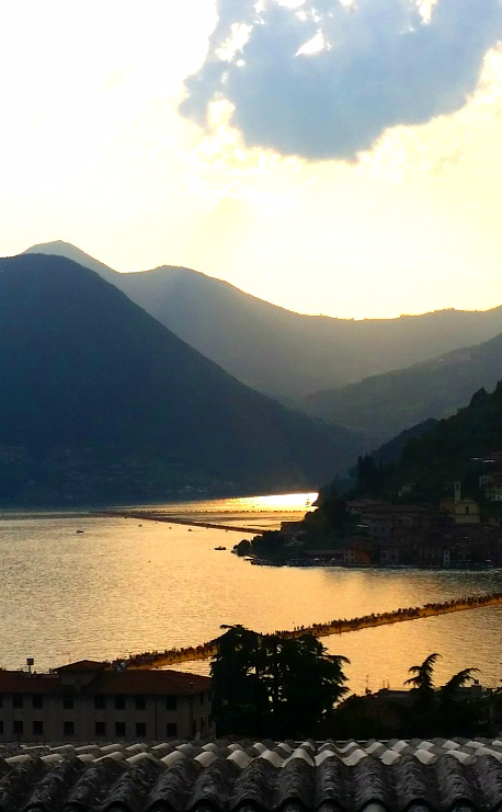 MyStylery Christo Floating Piers Lago D'Iseo (9)