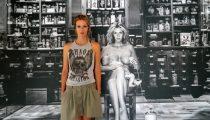 Zu Besuch bei Künstlerin Mia Florentine Weiss