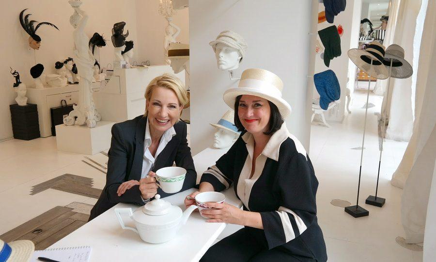 Zucker und Milch, Fiona Bennett?