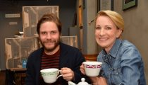 Tapas and Tea, Daniel Bruehl?