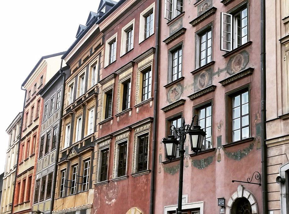 Ein perfekter Tag in Warschau