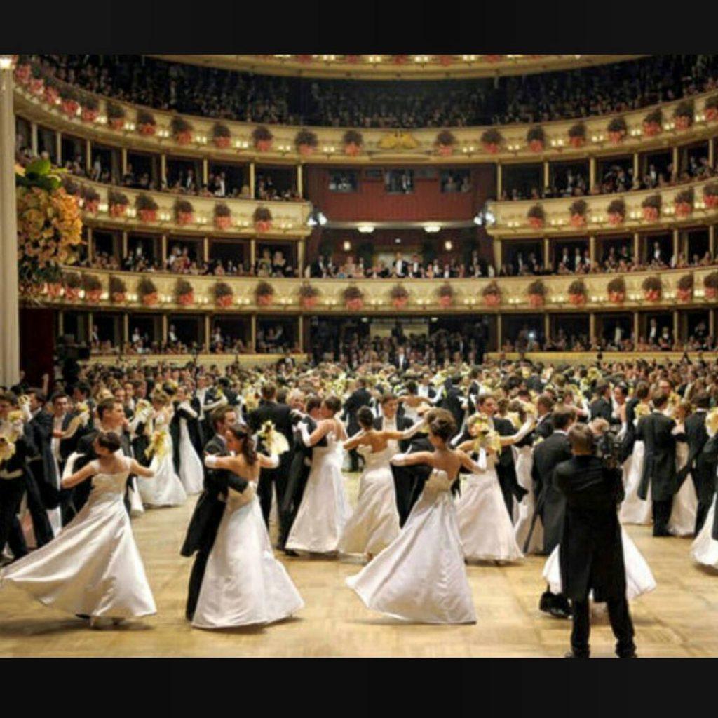 This is where I will be tomorrow the Opera Ballhellip