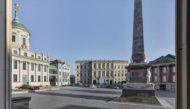 Das Museum Barberini in Potsdam