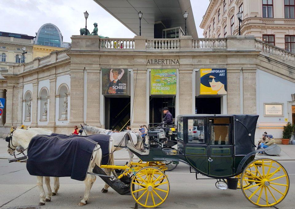 Egon Schiele Ausstellung in Wien