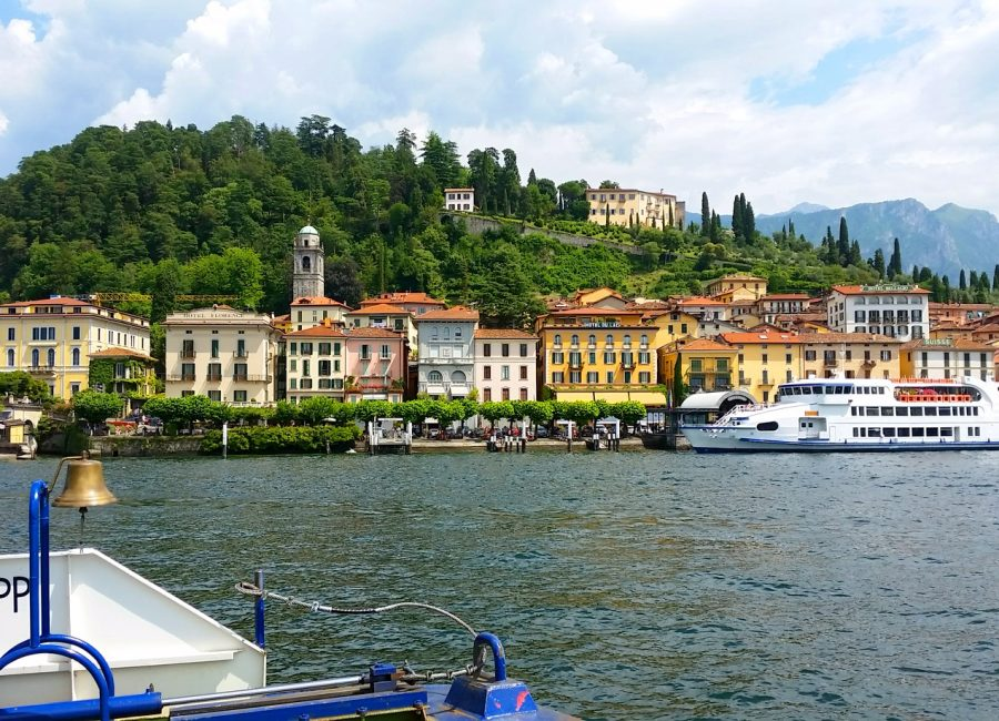 A perfect day at Lake Como