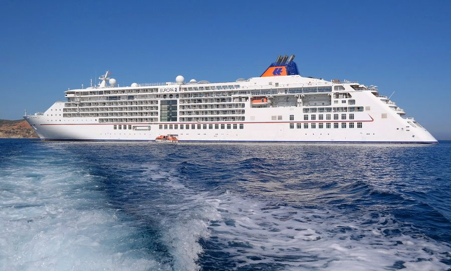 My cruise aboard the MS Europa 2