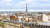 A perfect day in Paris
