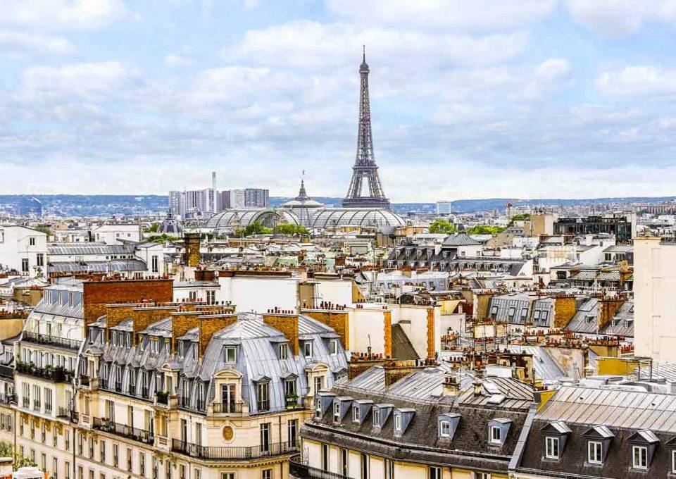 Ein perfekter Tag in Paris