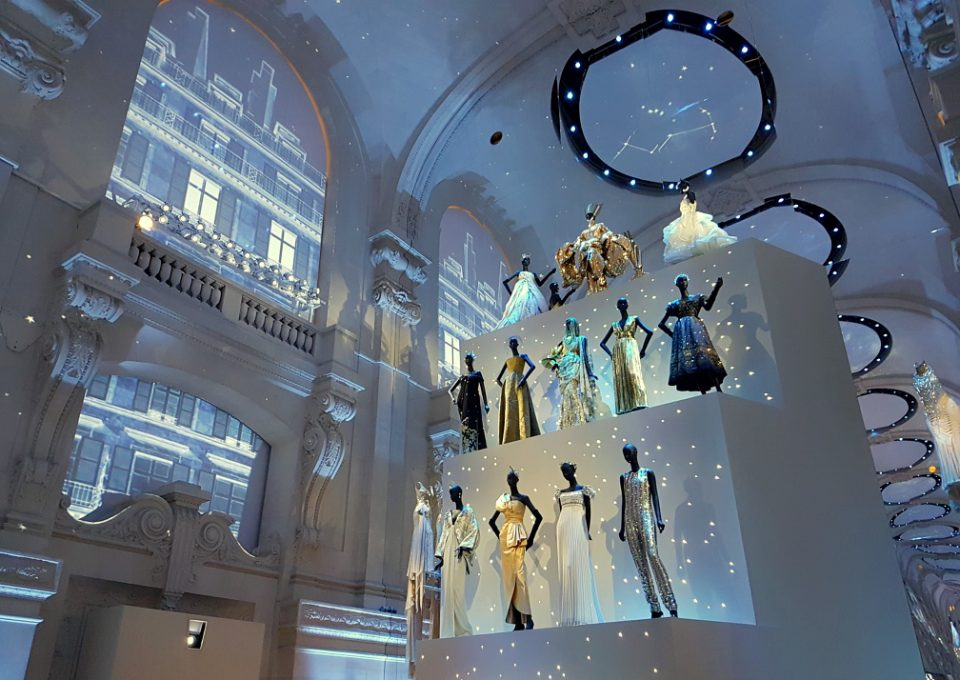 Christian Dior exhibition in Paris