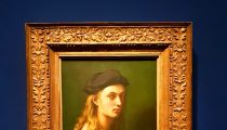 The Raphael exhibition in Vienna