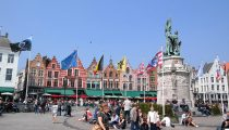 A perfect day in Bruges