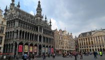 A perfect day in Brussels