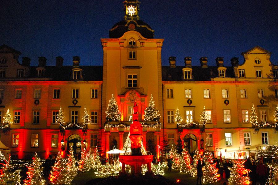 Foto: Schloss Bückeburg
