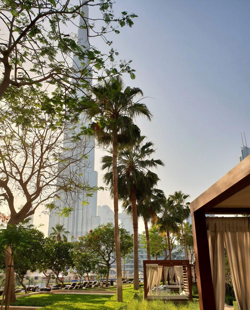 Dubai Address Hotel Downtown