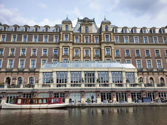 Amstel-Hotel in Amsterdam