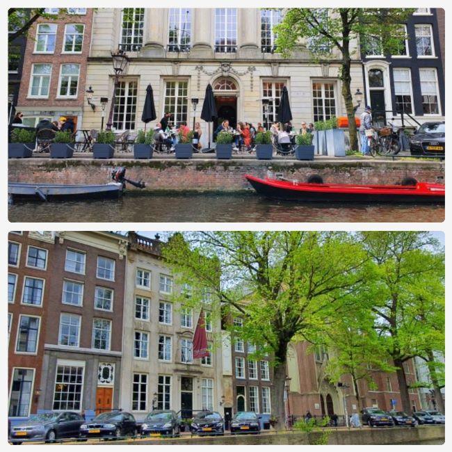 Luxushotels in Amsterdam