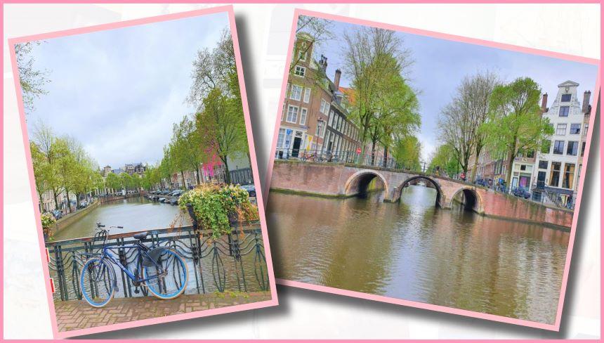 Stadtansichten Amsterdams