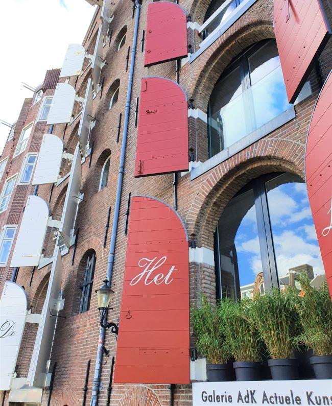 Galerie in Amsterdam