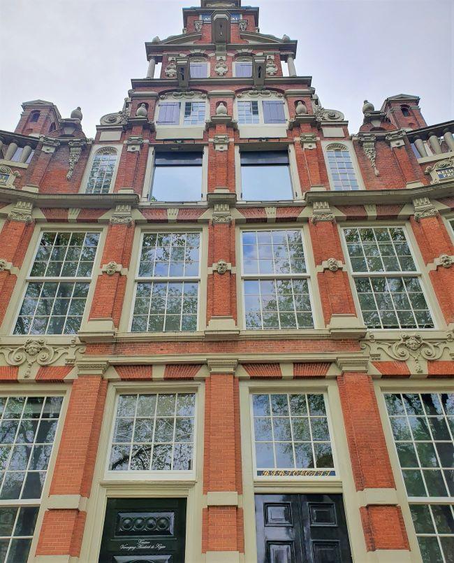 Barock-Architektur in Amsterdam