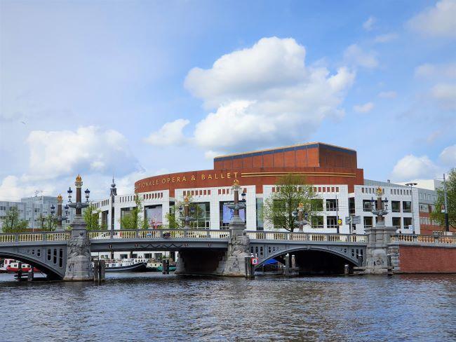 Opernhaus in Amsterdam