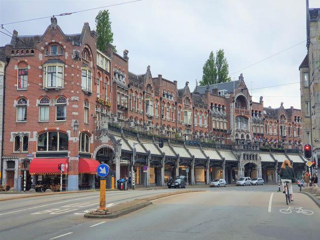 Utrechtstraat in Amsterdam